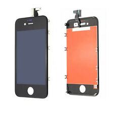 Komplett  iPhone 4 4G Touchscreen LCD Display Front Glas Retina Digitizer+Rahmen
