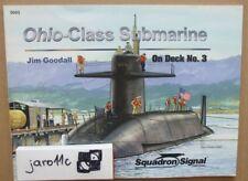 Ohio-Class Submarine - On Deck - Squadron/Signal