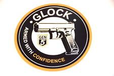 GLOCK PERFECTION GEN 5 STICKER 17 19 22 23 26 27 31 32 33 34 35 36 37 41 42 43!!
