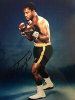 Joe Frazier Autographed Signed 8x10 Photo REPRINT