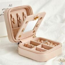 Jewelry Travel Box Comestic Organizer Makeup Lipstick Storage Beauty Container
