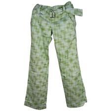 Oakley TOURNAMENT Womens Pant Size 10 AU 6 US Ladies Mint Green Casual Pants