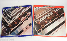 (Pair) 1973 Apple Records The Beatles 1962-1966 RED & 1967-1970 BLUE 4 Vinyl LPs