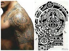 Einmal-Tattoo Temporary Tattoo  wasserdicht  230*305 mm  Neu