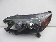 HONDA CRV CR-V 2012-2014 13 Left Driver HALOGEN HEADLIGHT HEAD LAMP OEM GENUINE