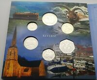 2020 Isle of Man Official Government Decimal coin set