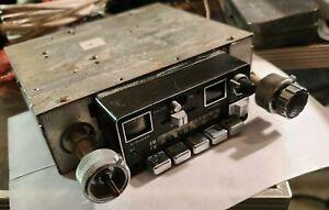 American Motors AMC Jeep OEM AM/FM CB Radio Tested, Working Unit