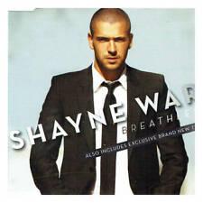 Shayne Ward Breathless CD Sony BMG Music Entertainment 2007 NEW