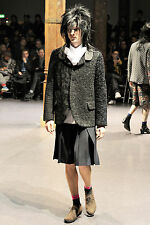 Rare COMME des GARCONS HOMME PLUS Multi-Pleated Wrap Skirt/Kilt AW2012 Runway