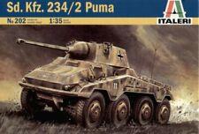 Italeri 0202 - German Sd.Kfz.234/2 Puma - 1:35