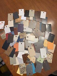 Lot 120 Wilsonart Laminate Sample Deck Formica Colors And Textures