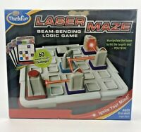 NEW Sealed Thinkfun® Laser Maze™ Beam-Bending Strategy Logic Game 60 Challenges