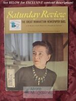 SATURDAY REVIEW May 8 1965 SIMONE DE BEAUVOIR J. WILLIAM FULBRIGHT