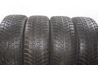 4x Bridgestone Blizzak LM-80 Evo 265/60 R18 110H M+S, 8,5mm, nr 8311