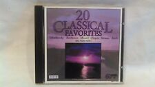 20 Classical Favorites Various Artists Canada Import                      cd3846