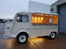 Citroen H Van Catering Trailer Conversion
