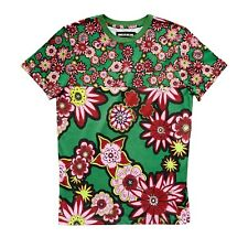 House of Holland Green floral Teeshirt in UK Size UK 8