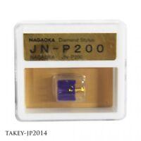 NAGAOKA JN-P200 Phono Needle for MP-200 & MP-200H Japan with Tracking