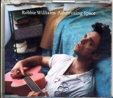 Robbie Williams-ADVERTISING Space 2 TRK CD Maxi