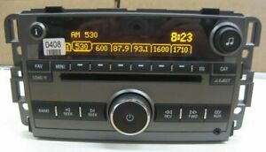 NEW Unlocked Saturn Vue 2007-08-09 OUTLOOK 6 Cd Changer MP3 Radio 3.5 Aux Input