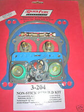 QUICK FUEL HOLLEY CARBURETOR ALCOHOL REBUILD KIT 3-204