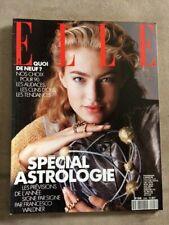 magazine ELLE n°2296  de 1990 ; SPÉCIAL ASTROLOGIE   - CA31