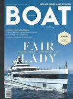 Boat International Magazine - September 2019
