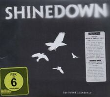 SHINEDOWN THE SOUNDS OF MADNESS DELUXE EDITION CD +DVDROCK NEW