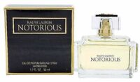 NOTORIOUS RALPH LAUREN EDP EAU DE PARFUM 50 ML SPRAY