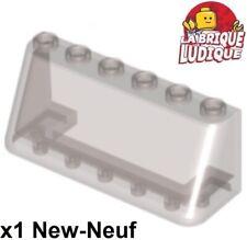 Lego 1x Windscreen 2x10x3 pare brise vitre transparent trans clear 24607 NEUF