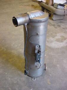 Exhaust Filter for Cummins Diesel PN 2872810, 2871814, 2871978, Dodge RAM 4500