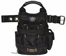 Multiple Pocket Tool Backpack Tools Utility Pouch Belt Bag Durable Heavy Duty