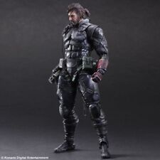 PLAY ARTS KAI METAL GEAR SOLID V THE PHANTOM PAIN Venom Snake Japan version