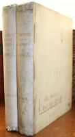 1881 Bartolozzi and His Works 2 Vols First Edition Vellum Binding List of Works