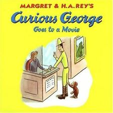 Curious George Goes to a Movie - Good - Rey, H. A. - Paperback
