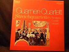 Guarneri-Quartett - Streichquartette von Smetana, Dvorak & Mozart    2 LP-Box