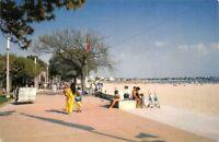 ROYAN - la plage et le front de mer - Images de FRANCE - Cote de beauté