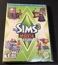 Sims 3 [ Movie Stuff ] (PC) NEW