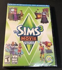 The Sims 3 [ Movie Stuff ] (PC / DVD-ROM) NEW