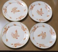 "SET OF 4   MIKASA EASTWIND A4-181  DESSERT / BREAD BUTTER  PLATES  6 1/4""   NICE"