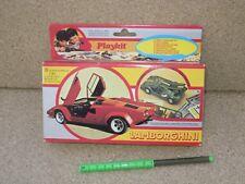 Voiture miniature 1/30 maquette Lamborghini Countach Playkit modelcar modellauto