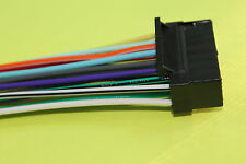 Wire Harness for SONY XAV-601BT *Includes 1 HARNESS (100% Copper) ONLY* NEW #L