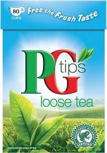 PG Tips Loose Tea (4x250g)