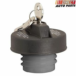 Pre-Release Lockable With Key's GMC Gas Cap For Fuel Tank Stant 10501