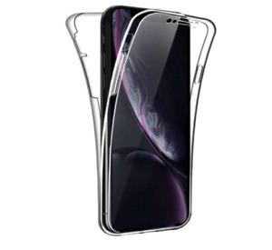 Shockproof Gel Full Body Bumper Case Screen Cover for Apple iPhone 11