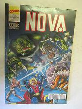 Nova Numéro 200 du 5 Septembre 1994 (Surfer d'Argent)  /SEMIC