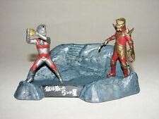 Ultraman Ace vs Ace Killer Figure from Ultraman Diorama Set! Godzilla Gamera