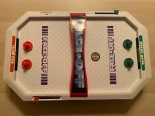 Face Off Mini Table Air Hockey Table Gently Used Battery Operated