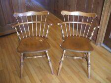 ethan allen maple in antique chairs 1950 now for sale ebay rh ebay com