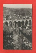 "Luxembourg - Le Pont ""Überführung"" (K2936)"
